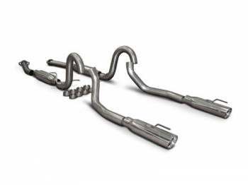 SLP Performance - SLP Performance Loud Mouth Exhaust System 99-04 Mustang GT/Mach 1