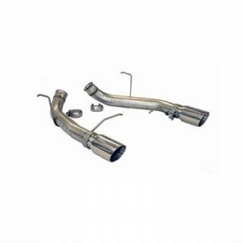 SLP Performance - SLP Performance 11-12 Mustang 5.0L Axle Back Exhaust System