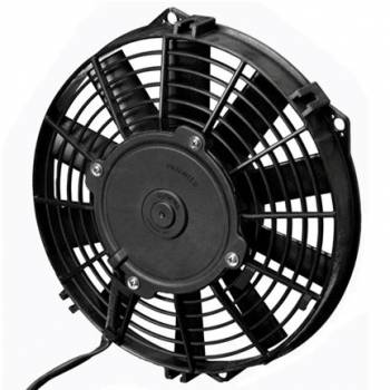 "SPAL Advanced Technologies - SPAL 9"" Pusher Fan Straight Blade - 590 CFM"