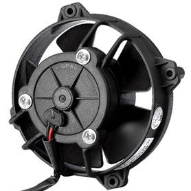 "SPAL Advanced Technologies - SPAL 4"" Pusher Fan Paddle Blade - 147 CFM"