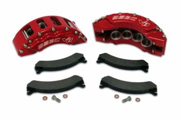 SSBC Performance Brakes - SSB Chevy Quick Change V8 Aluminum Calipers
