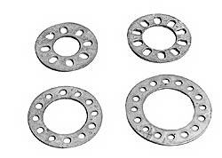 Trans-Dapt Performance - Trans-Dapt Disc Brake Spacer - 8 Hole - 1/4 in. Thick