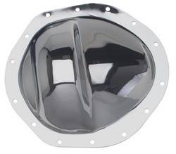 Trans-Dapt Performance - Trans-Dapt Differential Cover Kit - Chrome - GM Truck 9.5 in. Ring Gear