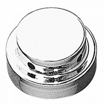 Trans-Dapt Performance - Trans-Dapt Overflow Cap Cover Chrom