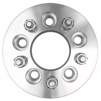Trans-Dapt Performance - Trans-Dapt Billet Wheel Adapter - 5 x 5.5 in. Hub