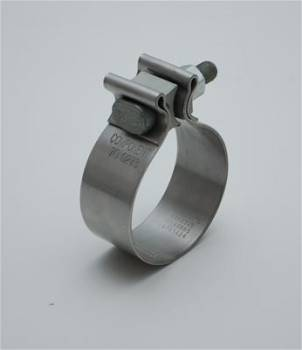 Vibrant Performance - Vibrant Performance Stainless Steel Clamp 2-1/2""