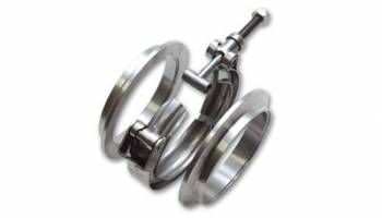 "Vibrant Performance - Vibrant Performance 2.25"" Stainless V-Band Flange Assembly"