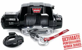 Warn - Warn 9.5CTI-S Winch 9500 w/ Synthetic Rope