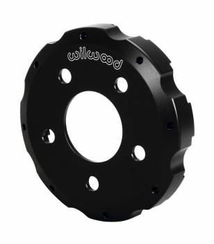 "Wilwood Engineering - Wilwood Big Brake Hat - Short Offset Hat - 8 x 7.00"" Bolt Circle - 0.41"" Offset - VW Golf"