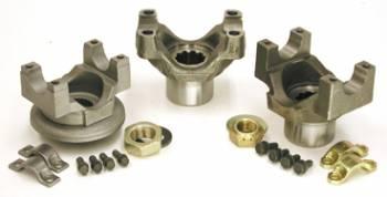 """Yukon Gear & Axle - Yukon Pinion Yoke - GM 8.2"""" w/ 1310 U-Joint Size - This Pinion Yoke Uses U-Bolts"""