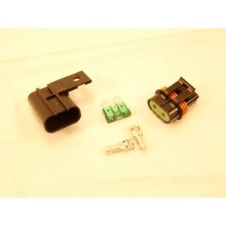 American Autowire - American Autowire Inline Fuse Holder - Single - Waterproof