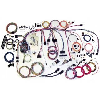 American Autowire - American Autowire 60-66 Chevy Truck Wiring Harness