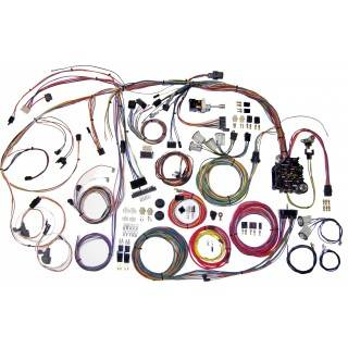 American Autowire - American Autowire 70-72 Chevelle Wiring Harness
