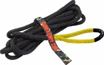 "Bubba Rope - Bubba Rope Lil Bubba Rope 1/2"" X 20 Ft. Yellow Eyes"