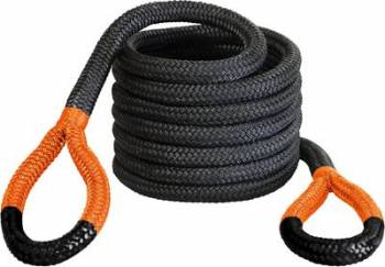 "Bubba Rope - Bubba Rope Big Bubba Rope 1-1/4"" X 30 Ft. Orange Eyes"