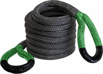 "Bubba Rope - Bubba Rope Jumbo Bubba Rope 1-1/2"" X 30 Ft. Green Eyes"