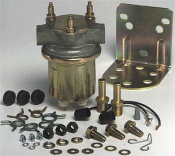 Carter Fuel Delivery Products - Carter Electric Fuel Pump 4-6 psi