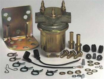 Carter - Carter Electric Fuel Pump 6-8 psi