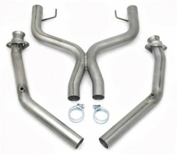 JBA Performance Exhaust - JBA X-Pipe - 05-09 Mustang GT