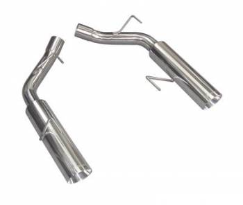 Pypes Performance Exhaust - Pypes Performance Exhaust 10-12 Camaro 6.2L Axle Back Exhaust System