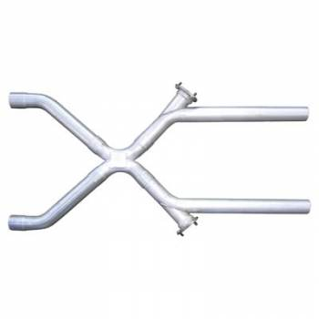 "Pypes Performance Exhaust - Pypes Performance Exhaust 2.5"" Universal X-Change X-Pipe"