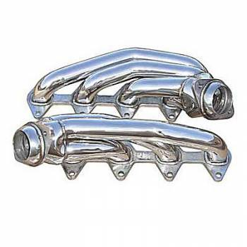 Pypes Performance Exhaust - Pypes Performance Exhaust 05-10 Mustang 4.6L Short Tube Headers