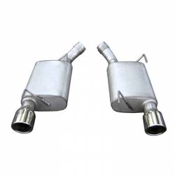 "Pypes Performance Exhaust - Pypes Performance Exhaust 2005-10 Mustang 4.6L 2.5"" Axle Back Exhaust System"