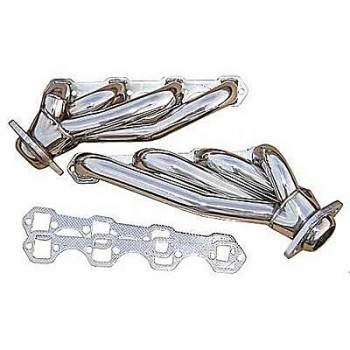 Pypes Performance Exhaust - Pypes Performance Exhaust 79-93 Mustang 5.0L Short Tube Headers