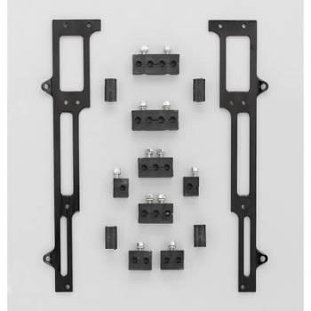 R&M Specialties - R&M Specialties Spark Plug Wire Loom SB Chevy Black