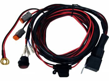 Rigid Industries - Rigid Industries Wiring Harness For Pair D2 Series Lights