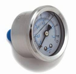 Spectre Performance - Spectre Fuel Pressure Gauge - 0-15 PSI