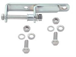 Spectre Performance - Spectre Alternator Bracket - Triple Chrome Plated Steel