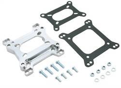 Spectre Performance - Spectre Carburetor Adapter - Adapts 4 bbl. Carburetor To 4 Bolt 2 bbl. Manifold