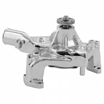 Tuff Stuff Performance - Tuff Stuff Water Pump Ford FE Chrome
