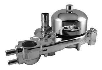 Tuff Stuff Performance - Tuff Stuff GM LS1 Water Pump Polished Aluminum