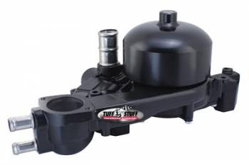 Tuff Stuff Performance - Tuff Stuff GM LS1 Water Pump Black