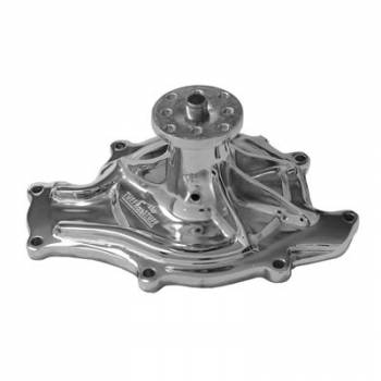 Tuff Stuff Performance - Tuff Stuff Pontiac Water Pump 8 Bolts Chrome