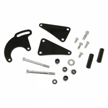 Tuff Stuff Performance - Tuff Stuff SB Chevy Power Steering Bracket Short Water Pump Black