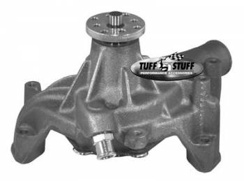 Tuff Stuff Performance - Tuff Stuff SB Chevy Water Pump Long