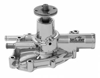 Tuff Stuff Performance - Tuff Stuff 86-93 Ford 5.0L Water Pump Polished