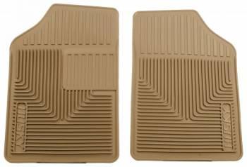 Husky Liners - Husky Liners Heavy Duty Floor Mat - Tan