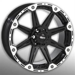 Dick Cepek - Dick Cepek Torque Wheel - Size: 16 x 8