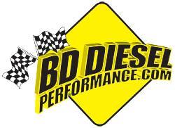 BD Diesel - BD Diesel Dodge VP44 Pump Stealth Cover Kit - For VP44 Stealth Pump