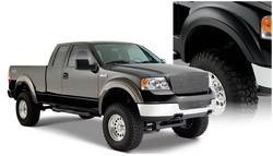 Bushwacker - Bushwacker Extend-A-Fender Flares - Front / Rear
