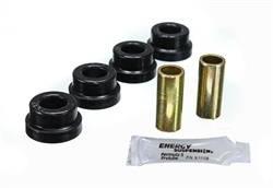 Energy Suspension - Energy Suspension Track Arm Bushing Set - Black