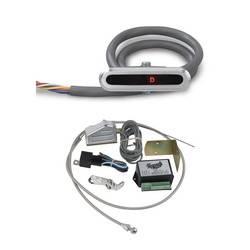 Lokar - Lokar Dash Indicator Kit - w/ Sensor Kit