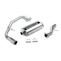 Magnaflow Performance Exhaust - Magnaflow Stainless Steel Cat-Back Performance Exhaust System - 5 x 11 x 22 in. Muffler