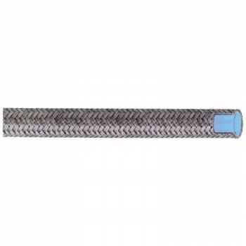 Aeroquip - Aeroquip #6 x 3' AC Stainless Steel Braided Hose