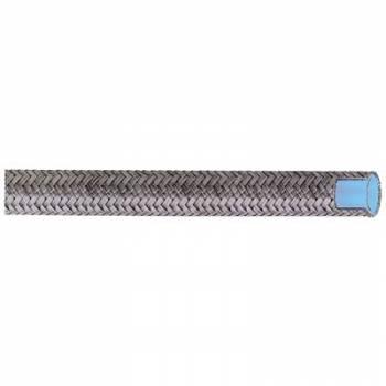 Aeroquip - Aeroquip #8 x 3' AC Stainless Steel Braided Hose