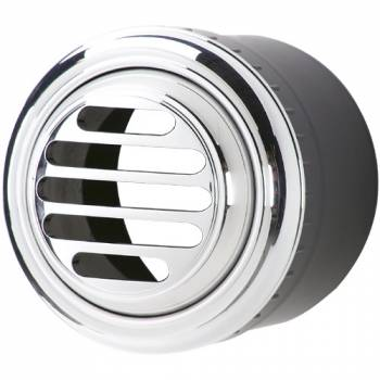 Billet Specialties - Billet Specialties A/C Vent - Slotted - Polished - 2.5 in. Diameter